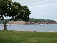 Waterfront Seaside Home or Cottage - St. Martins Bay of Fundy
