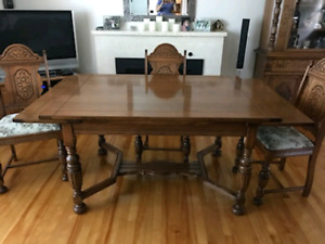 Antique Dining Room Sets Buy Or Sell Dining Table Sets In Ottawa