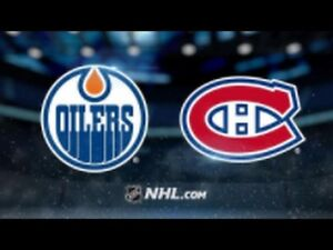 OILERS VS MONTREAL CANADIENS IN A BOX - PACKAGE OF 4 SEATS!