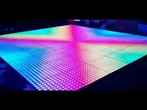 LED PIXEL DANCE FLOOR FOR RENT Stratford Kitchener Area image 3