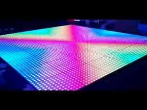 LED PIXEL DANCE FLOOR FOR RENT Stratford Kitchener Area image 3