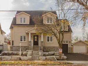 5 BR Detached New home in downtown Brampton for lease June 1st