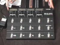 Line 6 – M13 Guitar Stomp Box Modeller Effects unit