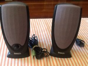 Dell computer speakers South Grafton Clarence Valley Preview