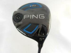 Ping G SF Tec 5W 19° Graphite Regular Mens Right Hc