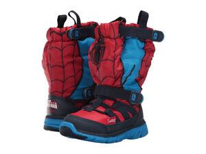 Stride Rite Spider-Man Sneaker Boots