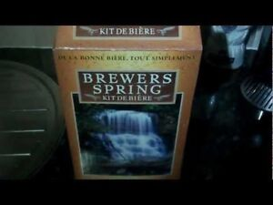 Brewers Spring Beer Kit