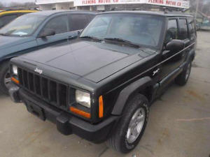 Looking for older Jeep