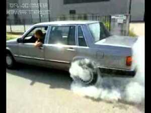 DRIFTER HOT ROD VOLVO WITH EFI H.O 302 5 SPEED