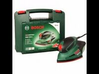 Bosch PSM100A Electric Sander 55watt almost new