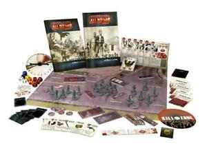 The Walking Dead All Out War miniatures board game