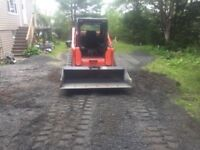 FREE QUOTES ON GRAVEL DRIVEWAY INSTALLATION/REPAIR! :)