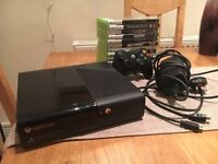 Xbox 360 E Console with 250GB Hardrive & 12 Games