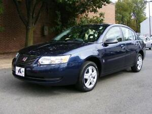 2007 Saturn ION 4 Door - 95 Kms!  Trades?