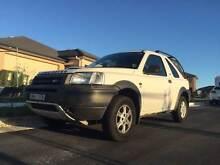 2002 Land Rover Freelander SUV Central Coast NSW Region Preview