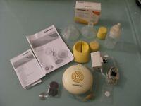 Medela Swing breast pump-hardly used