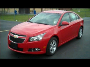 2012 Chevy Cruse LT RS