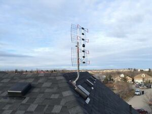 OTA HD Antenna Installation