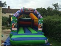 bouncy castle hire 2 day