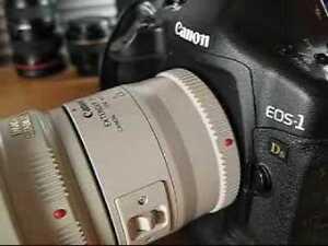 Canon EF 2X Lens Extender-Teleconverter