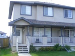 Bright & Spacious 3 Bedroom house for rent in SW Edmonton