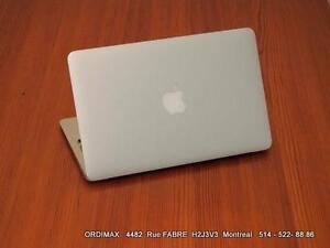 Macbook Air Intel i5 -1.6 Ghz /TB 2.3 Ghz /2011-2012