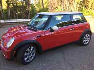"2006 Mini Cooper ""Soho Limited Edition"""