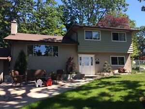 Three Bedroom Home for Rent in Saanich close to UVic