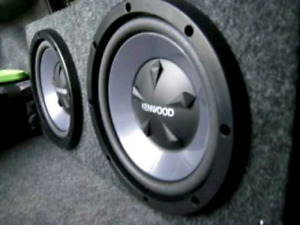 12 inch kenwood subs
