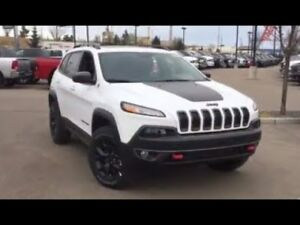 2018 Jeep Cherokee -I'M LOOKING TO BUY JEEP CHEROKEE TRAILHAK |