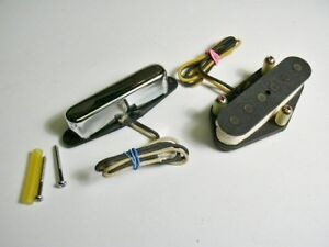Vintage Style Tele Pickups - Hand wound by the Pickup Wizard