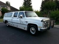 """1984 Chevrolet c20 pickup Parts. """"Truck Not For Sale"""""""
