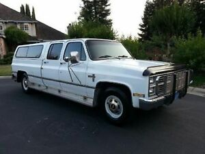 "1984 Chevrolet c20 pickup Parts. ""Truck Not For Sale"""