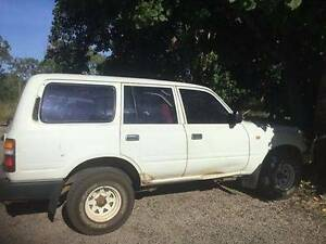 1991 Toyota LandCruiser Wagon Darwin Region Preview