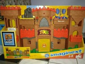Imaginext CastlePlay set