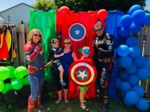 Mascot Entertainment, Face Painting, Balloons, Dance Parties !!
