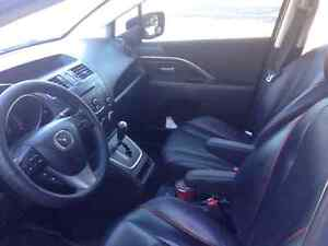 2012 Mazda 5 GT fully loaded
