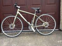 Kona 7005 light weigh bike