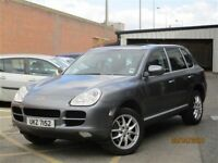 Mint 2005 Porsche Cayenne 3.2 S auto, 1 owner, only 81k,£10k extras, trade in taken, credit cards ok