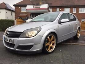 * Bargain * 2004 Vauxhall Astra 1.6 - Slightly Modded - £700 takes it no less