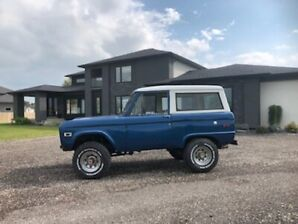 1973 Bronco.  4x4 Classic only $12,500