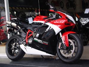 2012 Ducati Evo Special Edition - - 3998km