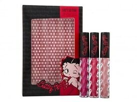 Betty Boop Lip Gloss Collection