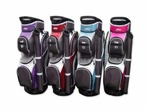 Lightweight Golf Trends Riviera Cart Bags - Assorted Colours