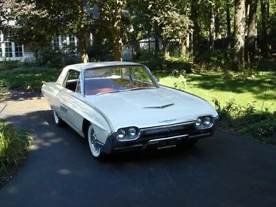 "1963 Ford Thunderbird Chrome and Stainless eBay motors-Classic Ford 1963 Thunderbird ""Head turner"" Trophy Car"