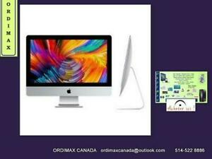 Apple  Imac 27 Intel  i5 QuadCore 2.9 Ghz /Memoire 16 Gb RAM  /A1419 - Fin  2012/  Excellent Condition  514-522 8886