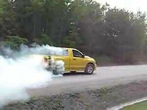 2004 Dodge Very Limited Rumble Bee 400 HP HEMI SUPER-TRUCK