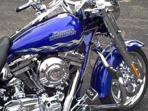 2007 Screamin Eagle Roadking