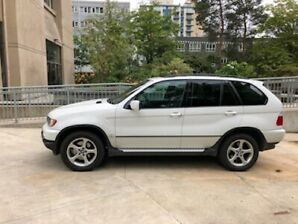 SUPER DEAL!!! 2002 BMW X5 SUV, Crossover