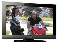 "Sony KDL32EX403 32"" LCD TV WITH FREEVIEW HD, SECOND HAND, 6 MONTH WARRANTY"